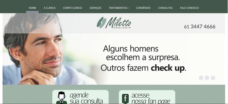 Clínica Miletto