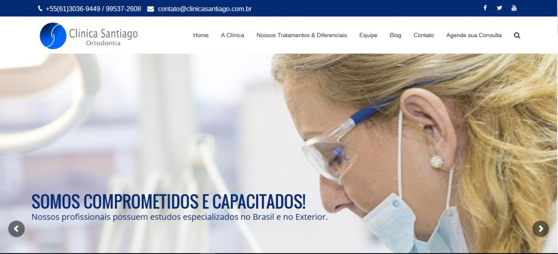 Clínica Santiago Ortodontia